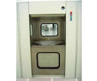 Pneumatic Pass Box