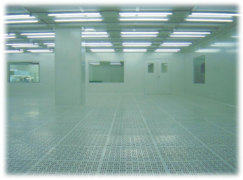 百级生产洁净室