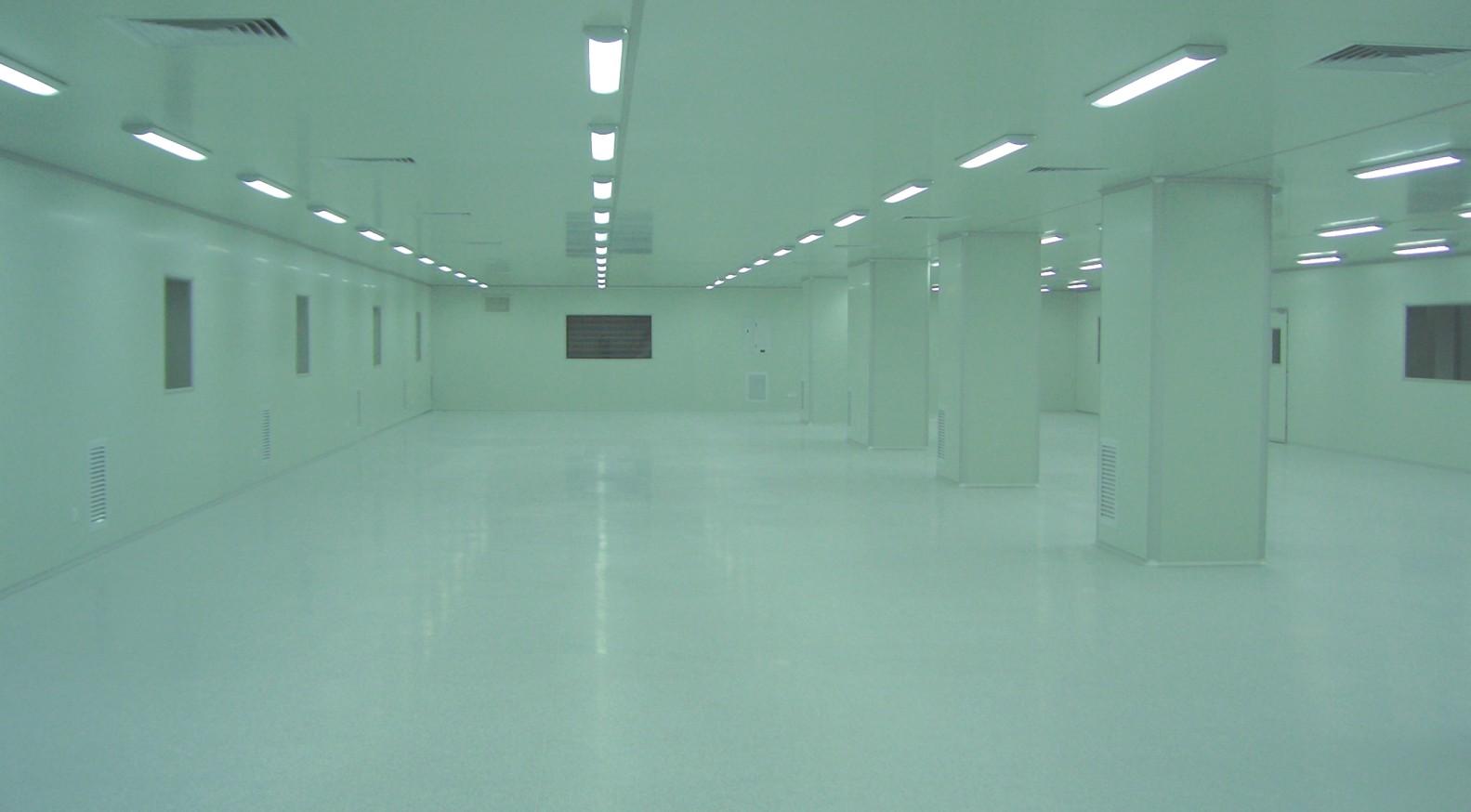 十万级洁净室